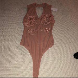 Brand New Mesh Body Suit